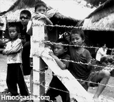 Hmong Refugees in Thailand