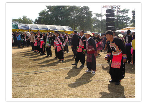 Hmong New Year 2010 Man