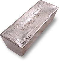 Silver bar for Hmong marriage
